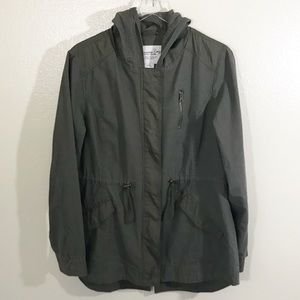 American Rag Green Army Jacket XL